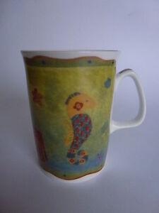 Royal Doulton 1 große Tasse Expressions deep sea days mug RJ Philips