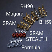 8 Pack Magura//SRAM//AVID StealthamaJig Disc Brake Hydraulic Hose Olive//Inserts
