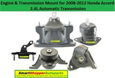 Engine and Transmission Mount for 2008-2012 Honda Accord 2.4L auto tran5 pieces
