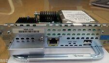CISCO NME-CUE Unity Express Module Permnent 250 Mailbox 8-Port 120Gig CUE-7.0.6