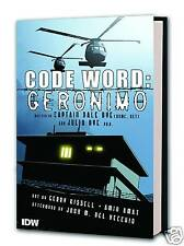 Idea & Design Works Llc Code Word Geronimo Hard Cover