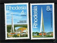 Rhodesia 1978 Trade Fair SG553/4 MNH