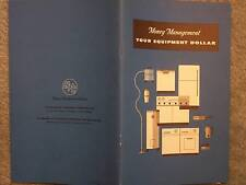 1969 MONEY MANAGEMENT YOUR EQUIPMENT DOLLAR HOUSEHOLD FINANCE CORPORATION GUIDEB