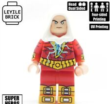 **NEW**LYL BRICK Custom Shazam Lego minifigure