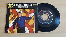 "ENRICO INTRA - BIRIMBAO - 45 GIRI 7"" - ITALY PRESS"