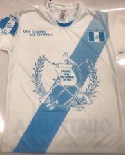 Guatemala Soccer Jersey~Guatemla T-shirt Size Large/XL