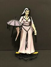 Diamond Select Toys Lily Munster Raceway 7 Inch Action Figure~OOB