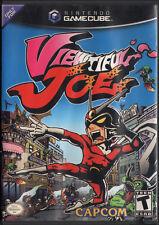 Gamecube Viewtiful Joe (NTSC) complete