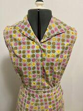 New listing Pretty Vintage 60s Halter Playsuit Romper Beach Pajamas Jumpsuit