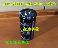 Chemi-détenu condensateur électrolytique 100 V 10uF KMG100VB10M 105/'C 25 PIECES OL0033