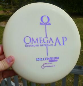 New OOP 1.11 Omega AP SuperGrip Millennium Innova Champion Disc Golf Disk 170g