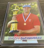 BRYSON DECHAMBEAU FUTURE STAR ROOKIE CARD RC - 2020 US Open Champ 🔥 RARE! /100