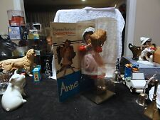 """1979 Norman Rockwell """" Anne """" Doll In Package"""