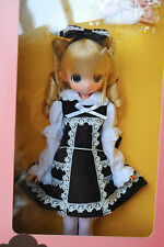 Mama Chapp Toy Chicha na Moko chan Azone Mail Order doll NRFB black maid blonde