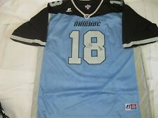 RARE 2006 Kansas City Brigade Autographed AFL, Team Football Game Jersey XXXL