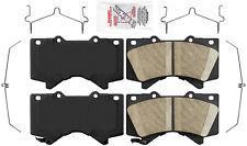 Disc Brake Pad Set-AmeriPro Ceramic Front Autopartsource PRC1303