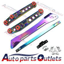 Honda Civic92-95 EG Neo Chorm Rear Lower Control Arm Subframe Brace Tie Bar