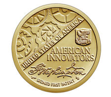 2018-P&D American Innovation $1 Introductory Coins