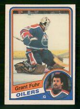 GRANT FUHR 1984-85 O-PEE-CHEE 84-85 NO 241 EXMINT 28366