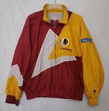 Vtg Pro Player Washington Redskins Light Jacket Zip Windbreaker Sz XL (E1)