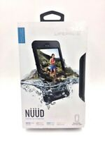 LIFEPROOF IPHONE 6 PLUS ONLY NUUD WATERPROOF SHOCKPROOF CASE COVER BLACK