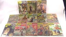 Classics Illustrated Comics Lot. 13 Books.