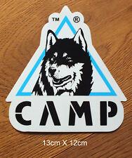 C.A.M.P. Climbing CAMP Sticker Aufkleber Climb Climber Klettern (S175)