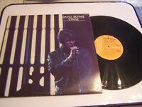 LP 33 TOURS VINYLE , DAVID BOWIE , STAGE LIVE 2 LP , ORIGINAL1978 .VG / VG +