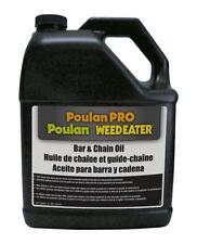 Poulan Pro 952030204 1 Gallon Bar and Chain Oil