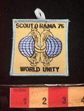 Vtg 1975 SCOUT O RAMA Boy Scout Patch 67A