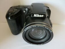 "Nikon COOLPIX L810 16.1MP Digital Camera 26X Zoom 3.0"" Screen Black #2132"