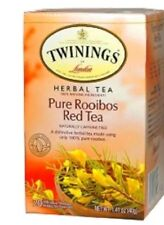 Twinings of London Herbal Tea Pure Rooibos Red Tea
