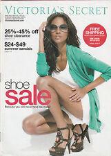 Emanuela De Paula Victoria's Secret Catalogs Shoes Sale Summer 2010 VOL. 1