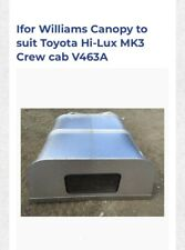IFOR WILLIAMS CANOPY TO SUIT TOYOTA HI-LUX MK3 CREW CAB V463A