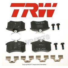 TRW Rear 2-wheel set Brake Pad for VW Coupe Sedan Audi A4 Quattro Golf S4