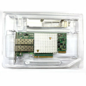 Solarflare SFN7122F Flareon Ultra 2-Port 10GbE PCIe 3.0 Server Adapter 0GVRR7