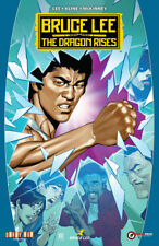 Bruce Lee: The Dragon Rises Trade Paperback, Cover by Bernard Chang (2016)