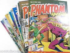 Auswahl = PHANTOM SPEZIAL Heft #  2 - 30 ( Bastei Verlag 1980-1982 )