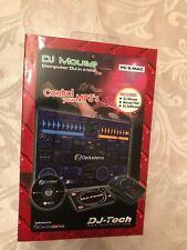 DJ-Tech DJ MOUSE Computer DJ Mouse With DJ Software