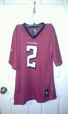 Atlanta falcons matt ryan youth size xl jersey