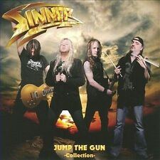 Sinner -Jump the Gun: The Collection (CD, 2009, Metal Fighter Records)