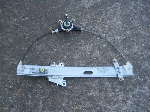 Mazda 323 BJ 9/98-12/03 Ford Laser KN KQ 2/99-9/02 Right Front Window Regulator