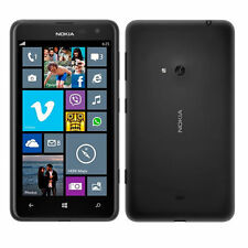 Nokia Lumia 625 - 8GB - Black (Unlocked) Smartphone + WARRANTY