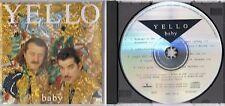 Yello - BABY - CD Album - Mercury 848 791-2