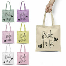 Hen Do Party Wedding Tote Bags Gift Shoulder Bag Bride To Be Tribe Keepsake 2020