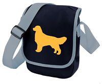 Golden Retriever Bag Dog Walkers Birthday Gift Retriever Bags Beige or Gold dog