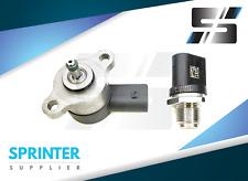 Sprinter Fuel Pressure Regulator Valve + Sensor for Mercedes Dodge 2001-2003 NEW