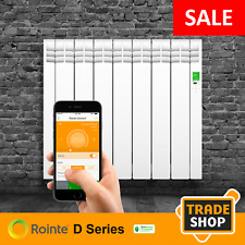 Rointe D Series DIW0770RAD - Delta 770w Oil-Filled Electric Radiator & Wifi