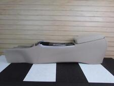 2015 Nissan Altima Center Console Assembly w/ Arm Rest & Trim Beige Cloth AT