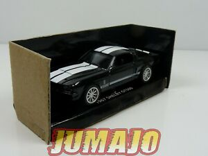 SHE5 voiture 1/43 FORD LEGEND SERIES : Shelby Mustang GT500  1967  Black